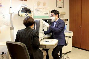 視力測定について